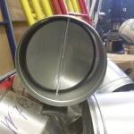 2. Используем качественные дроссель-клапаны с резиновой прокладкой