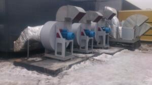 вентиляционные установки (рекуперация) (4)