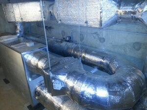 вентиляция с рекуперацией, вентиляционная камера, дом (1)