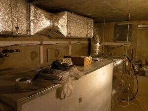 вентиляция с рекуперацией, вентиляционная камера, дом (11)